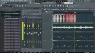 Te Vas Ozuna Project FL Studio