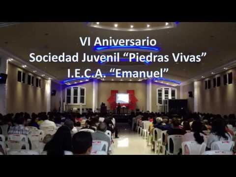 VI Aniversario Soc  Juvenil Piedras Vivas