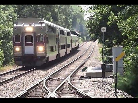 MBTA Commuter Rail Railfanning at Canton Junction