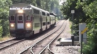 MBTA Commuter Rail Railfanning at Canton Junction