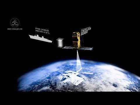 Mission De La Constellation RADARSAT : Des Solutions Pour Un Meilleur Canada