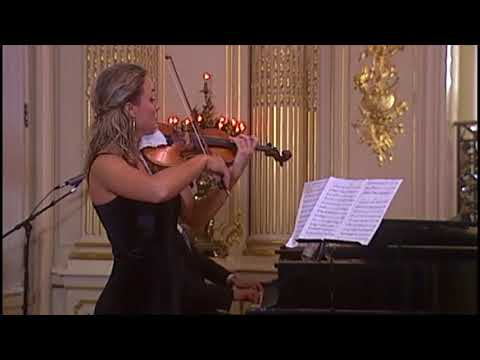 Alfred Schnittke - Suite In Old Style - Olga Smola - Alexey Podkorytov