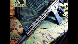 bcm recce 16 kmr13 mk2 carbine full review