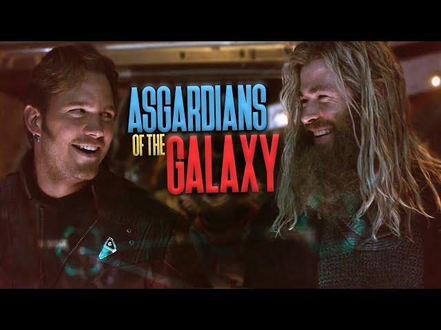 Asgardians of the Galaxy - Trailer
