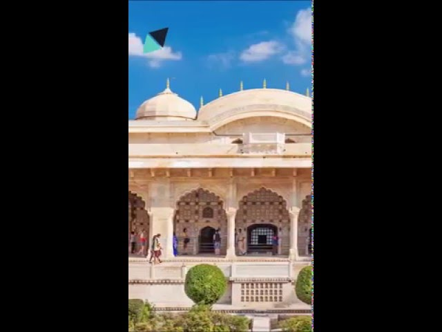 GuidedTour of Amber Fort - YouTube