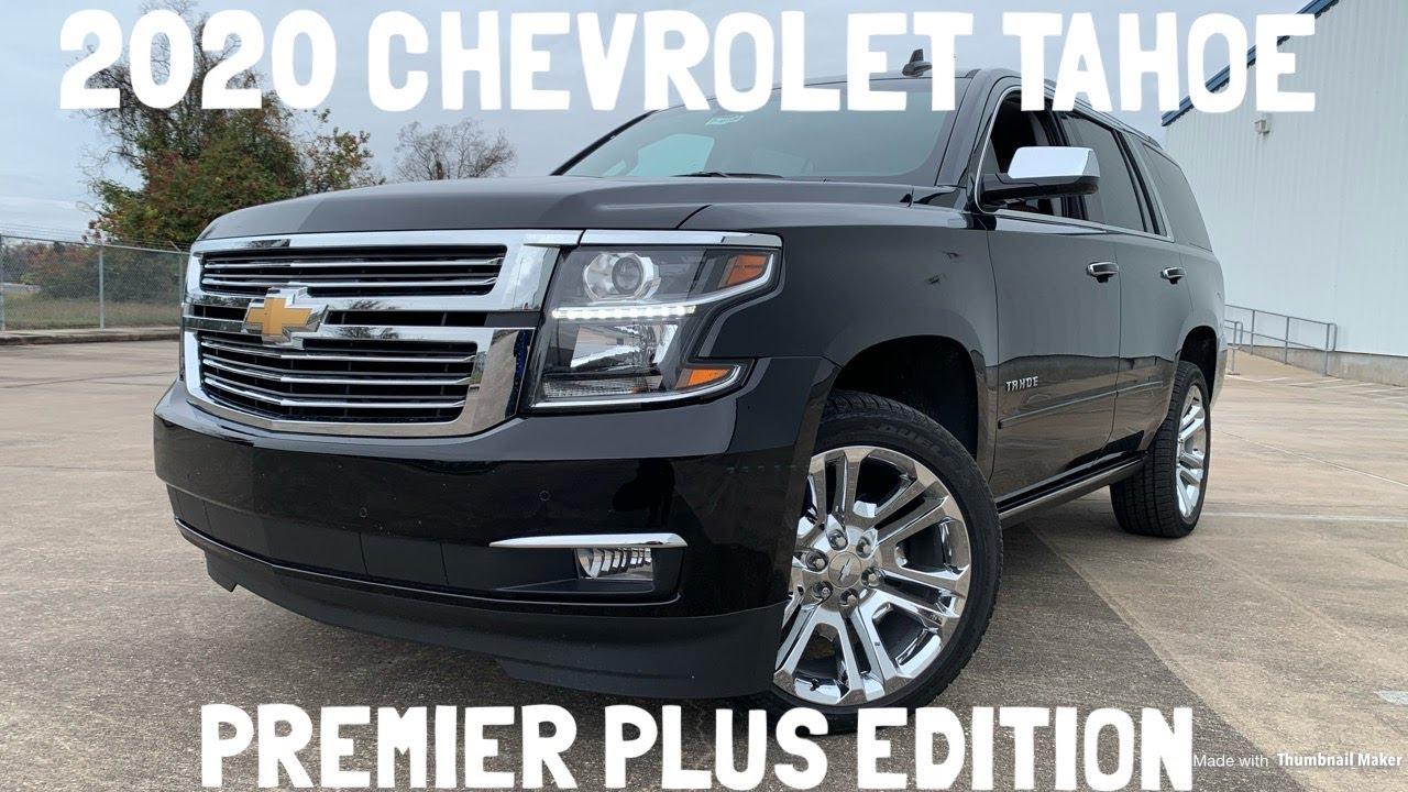 2020 Chevy Tahoe Price