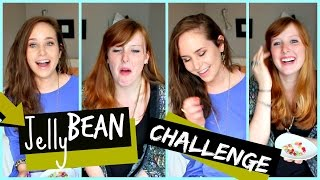 JELLY BEAN CHALLENGE: Harry Potter Jelly Beans (kinda like bean boozled but not)