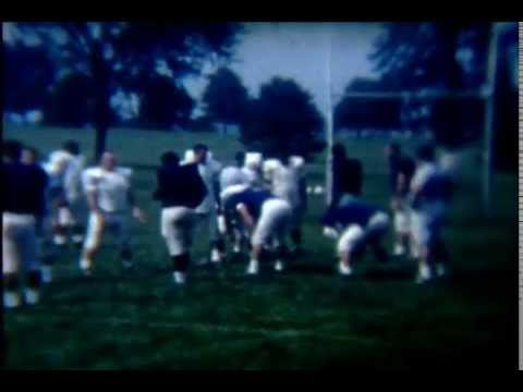 Baltimore Colts Training Camp