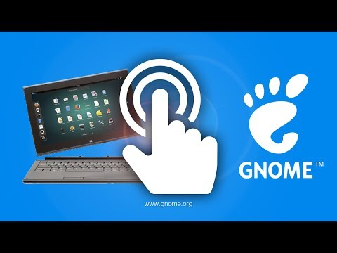 GNOME 3.24 Full Touch Experience