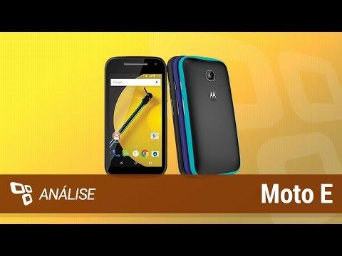 Novo Moto E [Análise] - Tecmundo