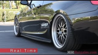 E92 BMW 335i Gets Lowered with AirRex Suspension