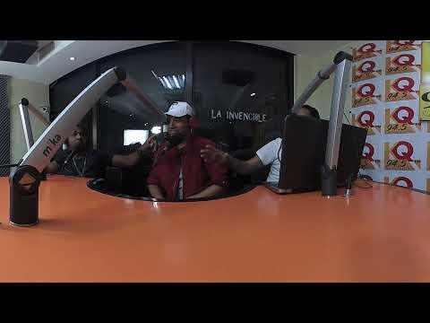 """ALOFOKE 360 - Histórico freestyle de """"Poeta Callejero"""" en Alofoke Radio Show!!!"""