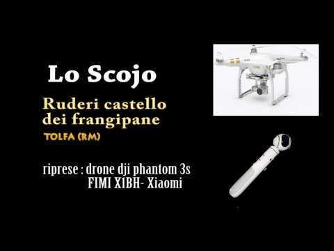 CASTELLO FRANGIPANE  - DRONE DJI P3/ FIMI Gimbal Camera Handle