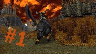 Прохождение кампании➤Осколки Сопротивления(WarCraft 3)#1
