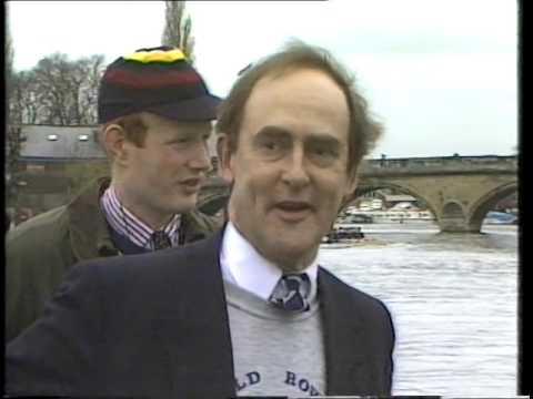 Oxford Cambridge Boat Race 1988