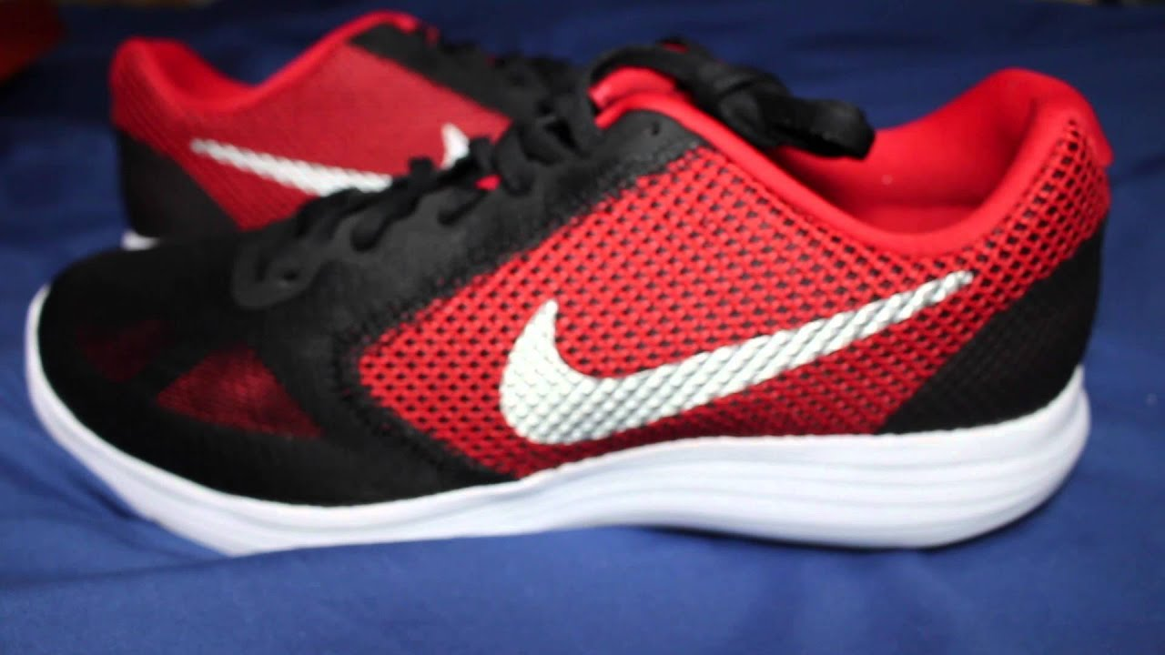 0c7b4aa4e1d6 Nike Revolution 3 Mens Running Shoe