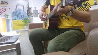 [Toàn Đoàn Guitar Cover] Yêu Từ Phía Xa - Chi Dân