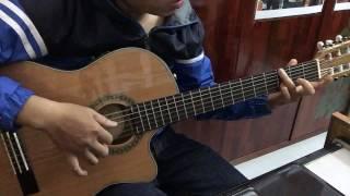 Họa - Triệu Lôi - Chinese Sing My Song/画-赵雷-中国好歌曲 - Guitar Solo(Updated)