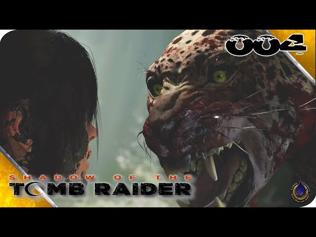 SHADOW OF THE TOMB RAIDER 🐆 [004] Miez, Miez, Miez
