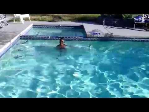 Dallas drafton swimming