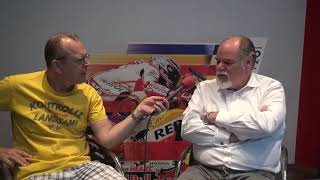 MotoGP Hintergründe mit FIM-Berger - Lorenzo in, Pedrosa out, Rossi stark, Carbon ...