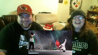 BGIRL TERRA VS BBOY LEELOU - Chelles Battle Pro 2013 Reaction
