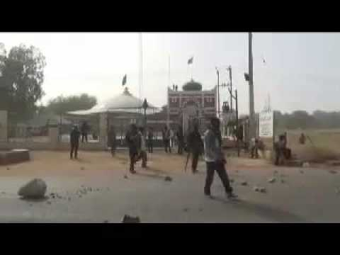 The attack of Nigerian army to the Shi'a Muslim
