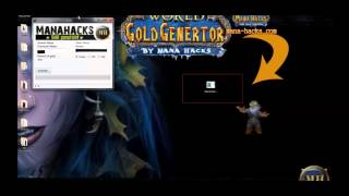Repeat youtube video 2013 WoW Gold Generator(Manahacks) Cracked Edition (Also USE ON PRIVATE SERVERS!)