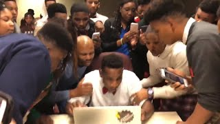Inside the unconventional school where college acceptance videos went viral