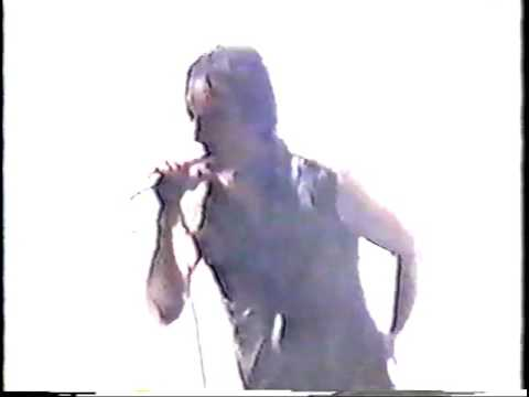 Nine Inch Nails tokyo Japan 11th January 2000