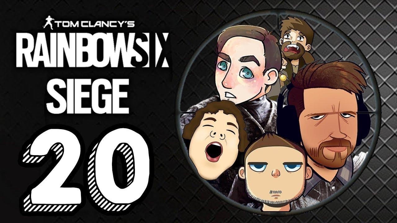Rainbow Six: Siege Gameplay - Sinow - #20【Vines of the Planeswalkers】