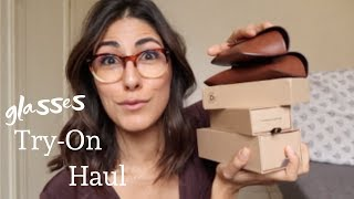 Gambar cover NEW Glasses! Try-on Haul (ft. EyeBuyDirect)