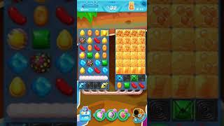 Candy crush soda saga level 1409(NO BOOSTER)