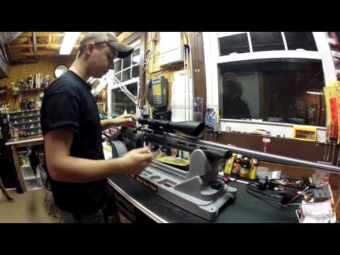 Savage Arms 12 Palma Rifle