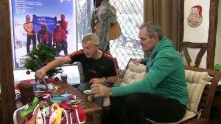 Интервью об ультрабеге с Куртеповым Игорем