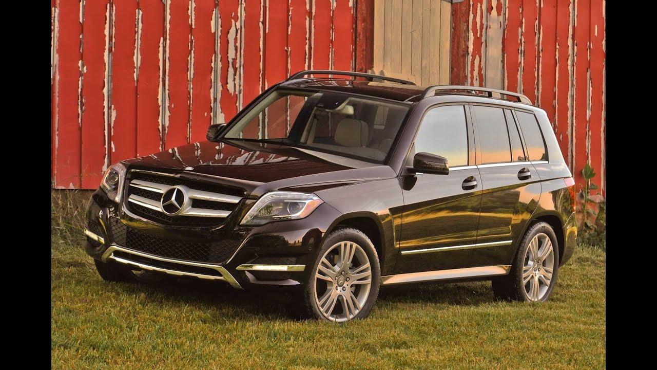 Mercedes Box Suv >> 2013 Mercedes-Benz GLK-Class Review | Edmunds.com - YouTube