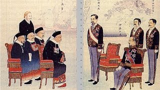 History in 1894 First Sino-Japan War Japan considered china as a springboard to conquer the world