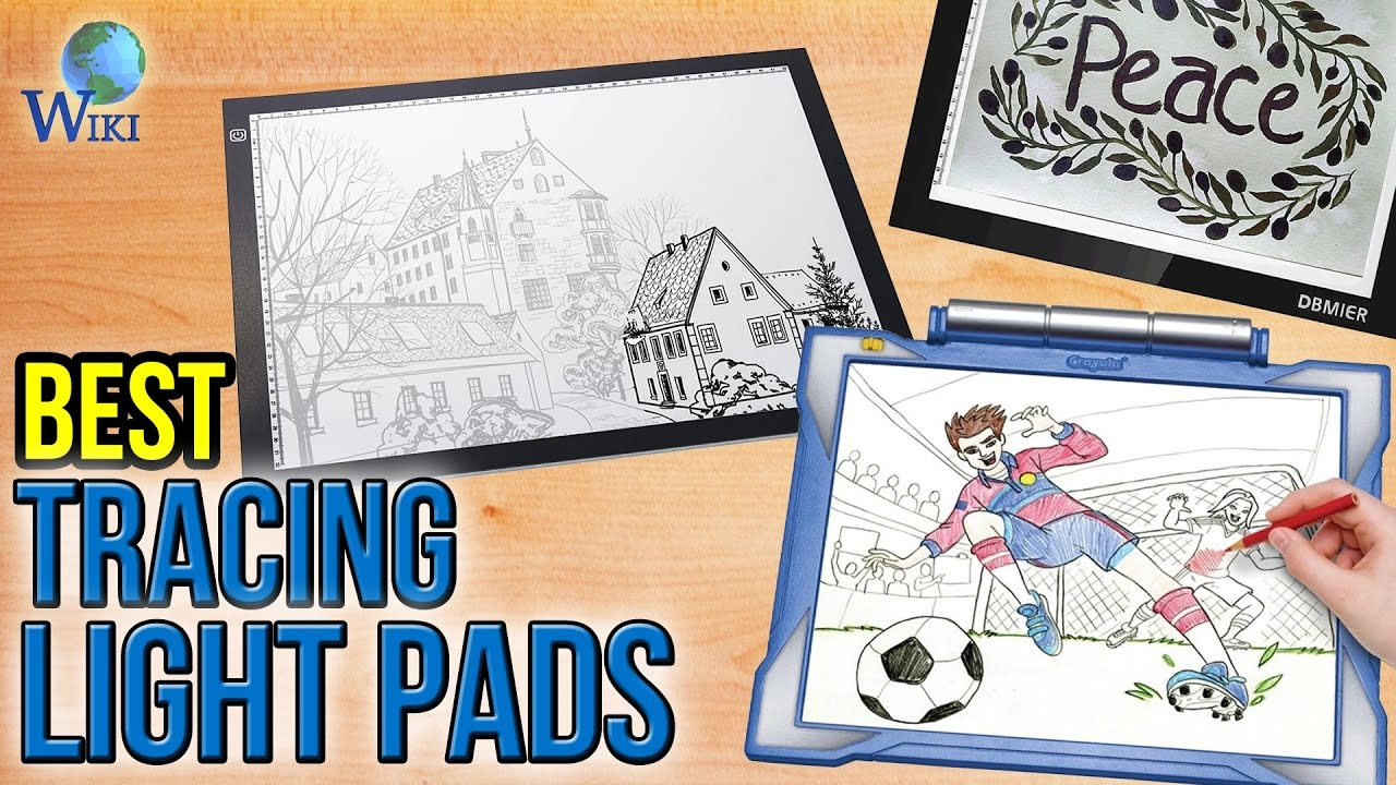 9 Best Tracing Light Pads 2017 Youtube