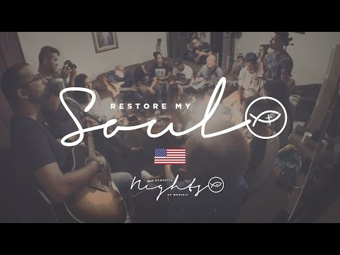 Restore my Soul / Acoustic Nights of Worship '17 / March 2017