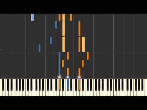 Flower's in the Attic (Christopher Young) - Piano tutorial