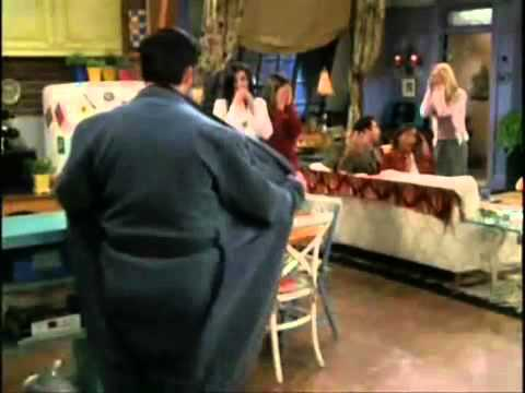 The best of Joey Tribbiani (Gag Reel)