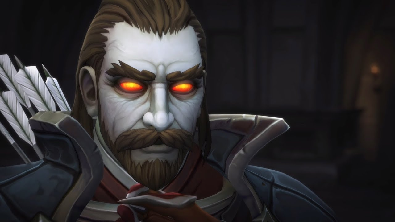 Image result for nathanos blightcaller
