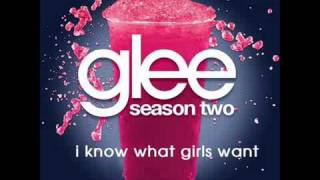 "Glee: Songs Previews 2x13 ""Comeback"" #1"