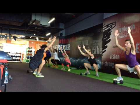 ATHLETIC FLOW @ Twist Sport Conditioning Centre - Bangkok