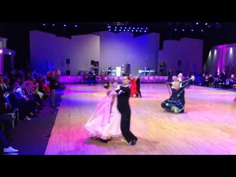 WDC Dutch-AL DMN 2017 | Ballroom Master Class 1e ronde – Tango (serie 2)