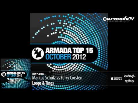 Armada Top 15 - October 2012 [OUT NOW!]