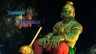 Meet Mighty Hanuman #HanumanVs..