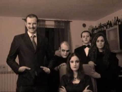 The addams family cosplay