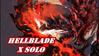 MHGen Lv10 Hellblade Glavenus Solo | 7'50 | Adept Dual Blades