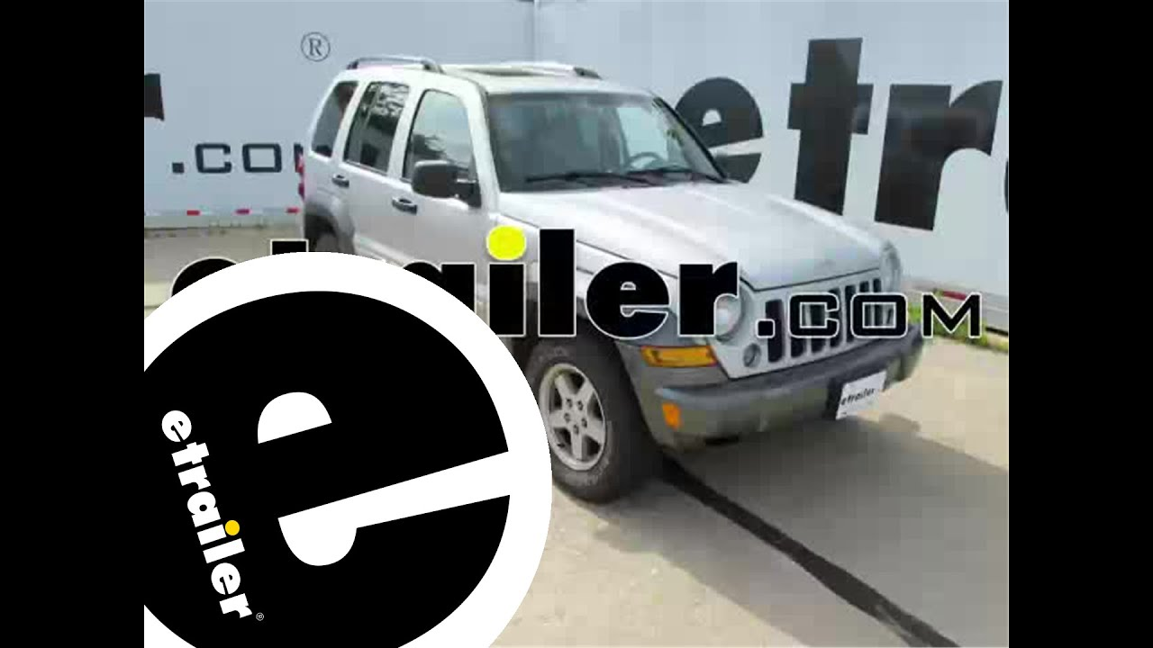 Trailer Wiring Harness Installation 2006 Jeep Liberty etrailer